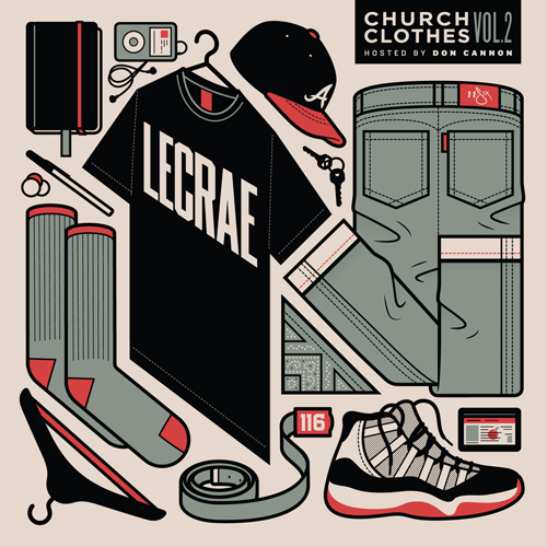 Church Clothes 2 – Lecrae