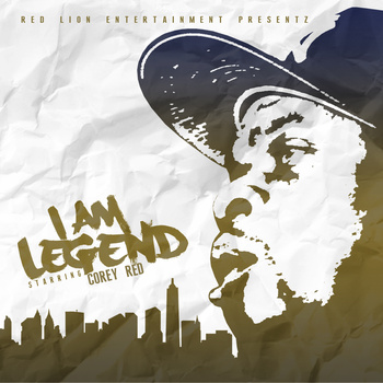 I Am Legend – Corey Red