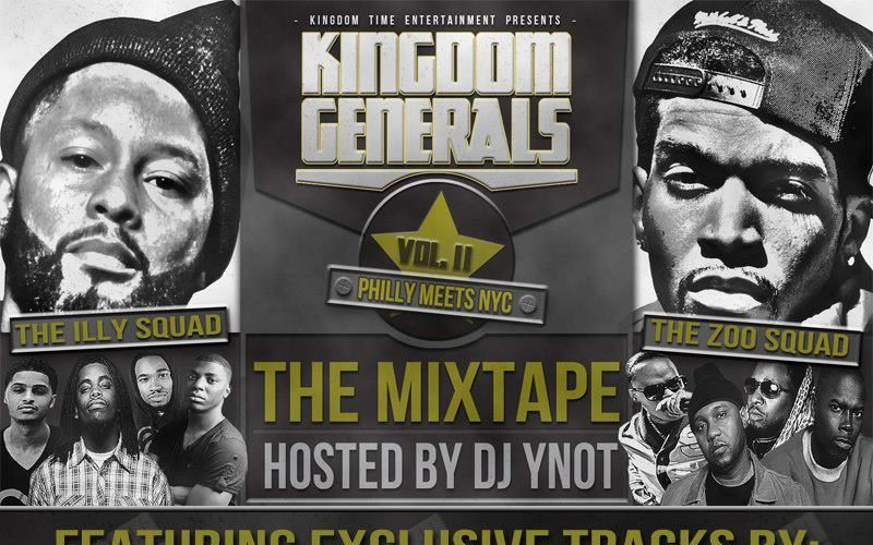 Kingdom Generals Vol.II – DJ YNot?