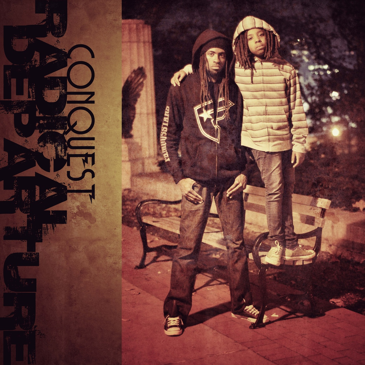 Radical Departure (Deluxe Edition) – Conquest