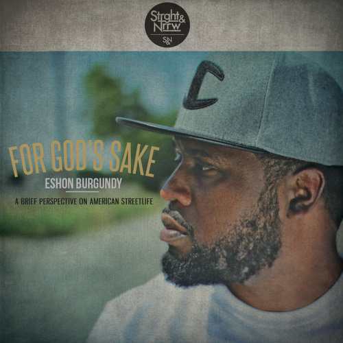 For God's Sake - Eshon Burgundy