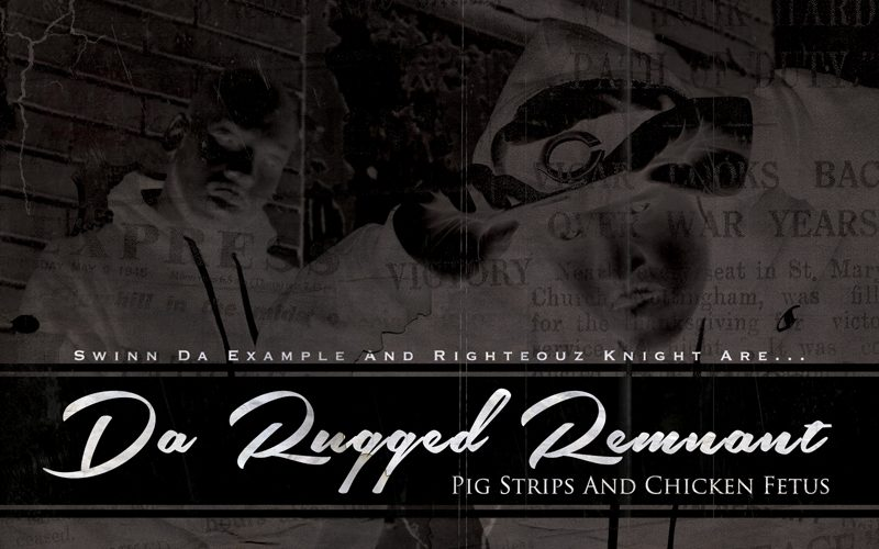 RR PIG STRIPS SINGLE COVER 800