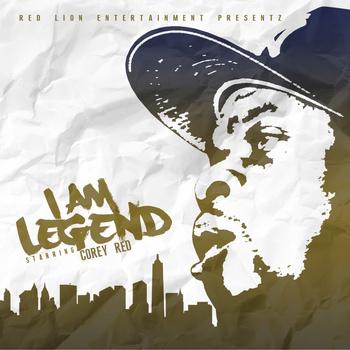 I Am Legend – Corey Red