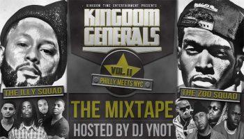 Kingdom Generals Vol.II – DJ YNot?